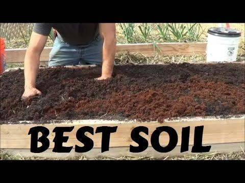 Watch As I Show You What I Do To Get My Raised Garden Beds Ready For A New  Planting Season. The Soil Mix Is Made Up Of Locally Made Compost, Worm  Castings, ...