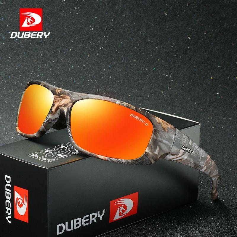 5f60f1e548f Find More Sunglasses Information about DUBERY Polarized Night Vision Aviator  Sunglasses Men s Retro Male Sun Glasses