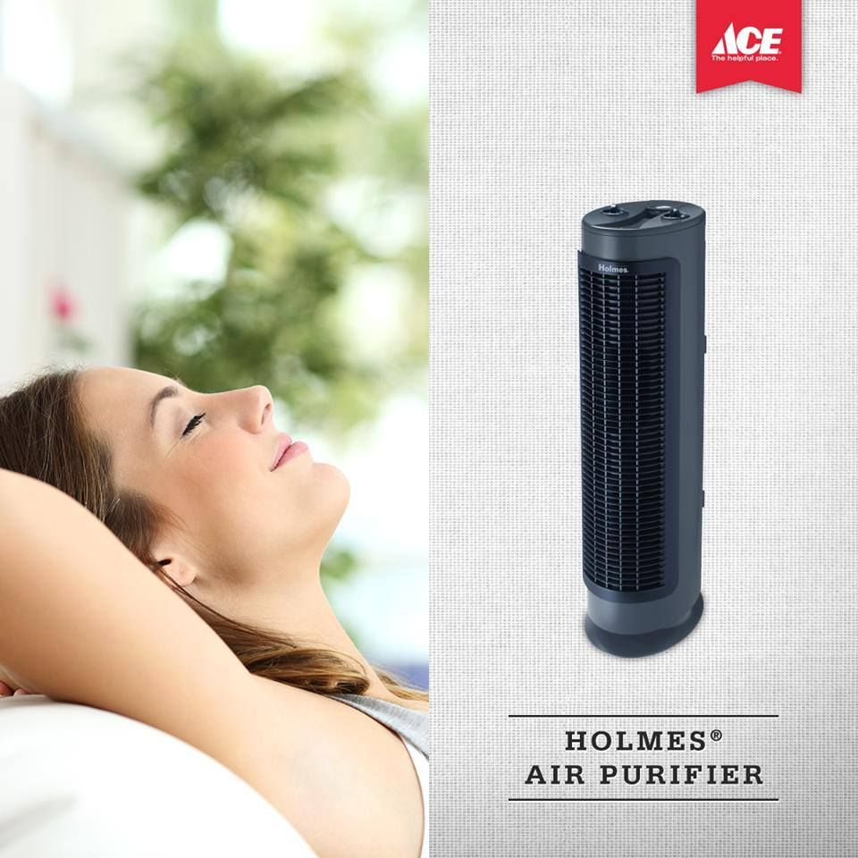 Is your home as clean as it looks? Holmes Air Purifier