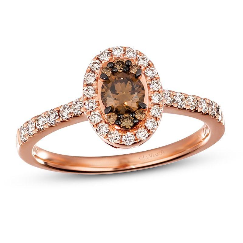 Le Vian® 1/2 ct. t.w. Nude Diamond™ Ring in 14K Honey Gold