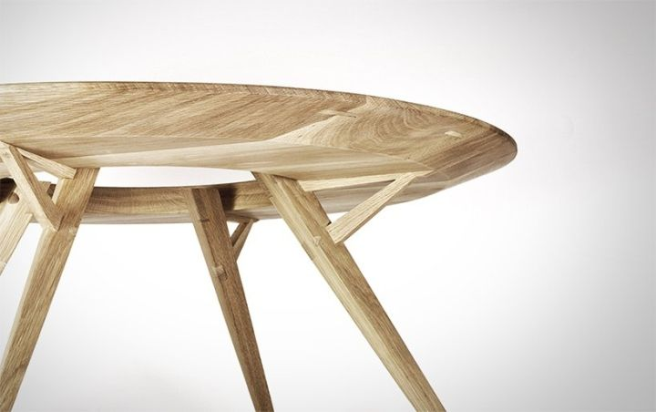 Grit Sandpaper Covered Furniture By Avi Fedida Table Chair