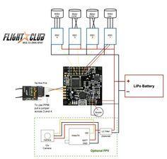 250 naze32 wiring diagram flightclub com quadcopters robotics Naze32 6DOF Rev6 Wiring-Diagram naze32 wiring diagram flightclub com
