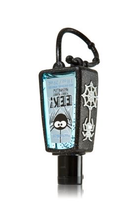 Spider Glow In The Dark Pocketbac Holder Bath Body Works