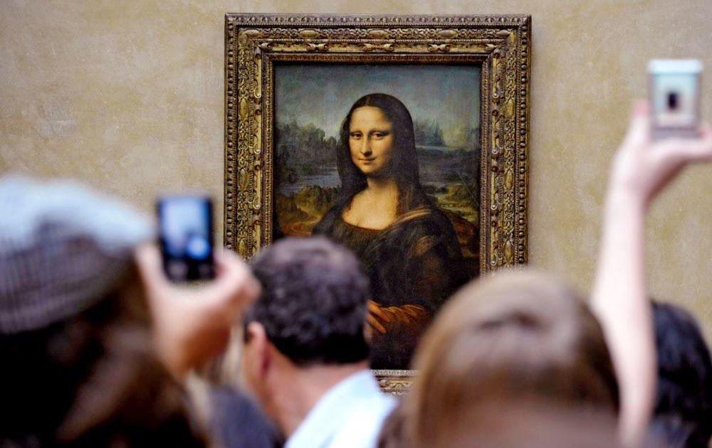 28 Lukisan Pemandangan Beserta Keterangannya Mahakarya Agung Berikut 10 Lukisan Paling Terkenal Di Dunia Download 20 Macam Aliran Di 2020 Gambar Pemandangan Seni