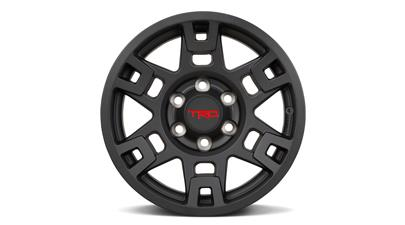 2018 Toyota 4runner Trd 17 In Matte Black Alloy Wheel Ptr2035110bk 4runner Toyota 4runner Trd Toyota 4runner