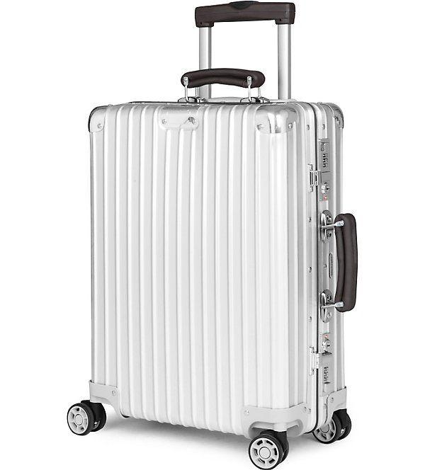 Classic Flight Classic Flight Four Wheel Cabin Suitcase 55cm