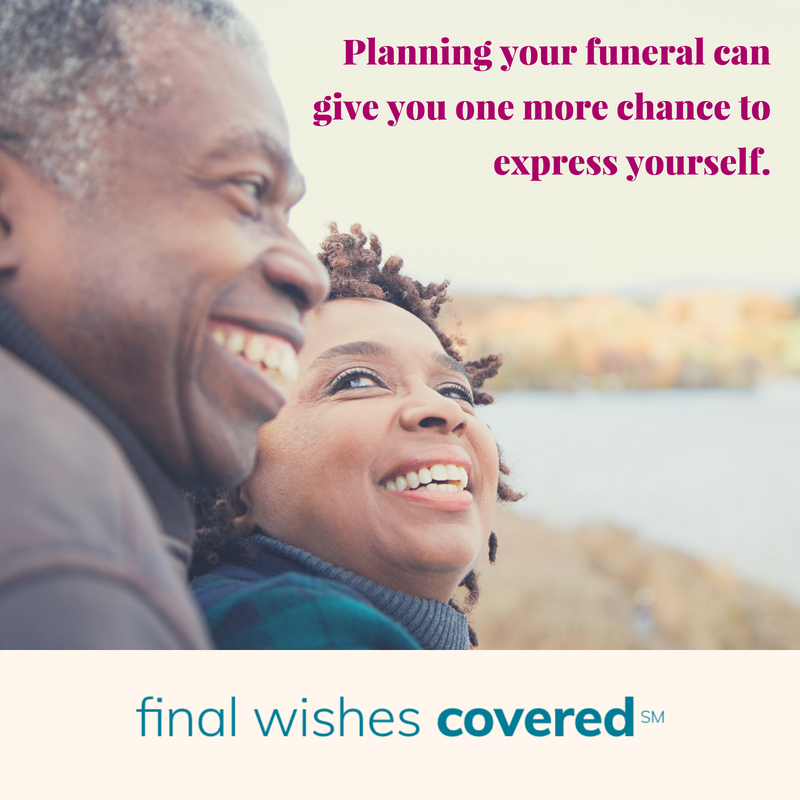 Final expense life insurance from Final Wishes Covered