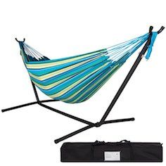 double hammock steel stand 2 person carrying case 9 feet double hammock steel stand 2 person carrying case 9 feet      rh   pinterest