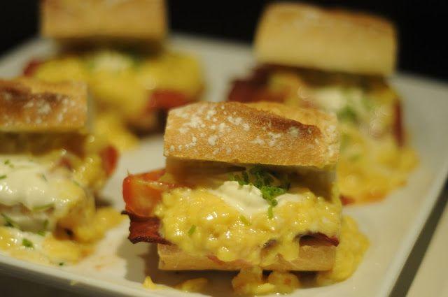 Brunch Sandwiches