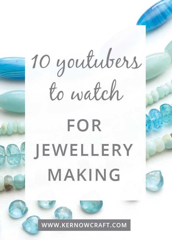 10 Jewellery Making YouTube Channels To Follow