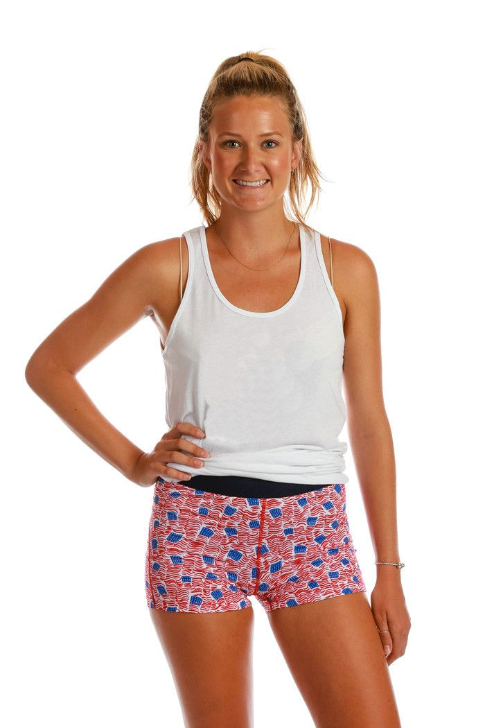 Heard of SCOTUS - the Supreme Court of the United States? Well when you put these American flag compression shorts on, you're gonna be SBOTUS.Supreme Booty of