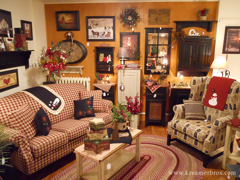 Kreamer Brothers Furniture   Country Furniture   Annville, Lebanon,  Hershey, Harrisburg   PA