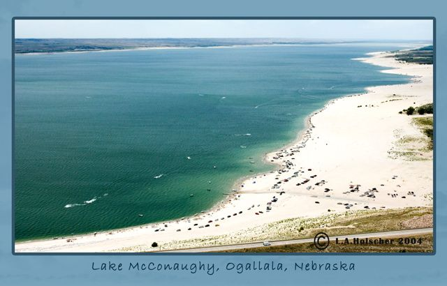 Lake mcconaughy ogallala ne spent many weekends here for Lake mcconaughy fishing
