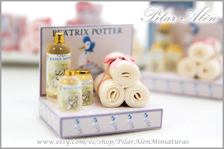 Baby bath display, exhibitor perfumes, baby gel, baby towels, goose ...