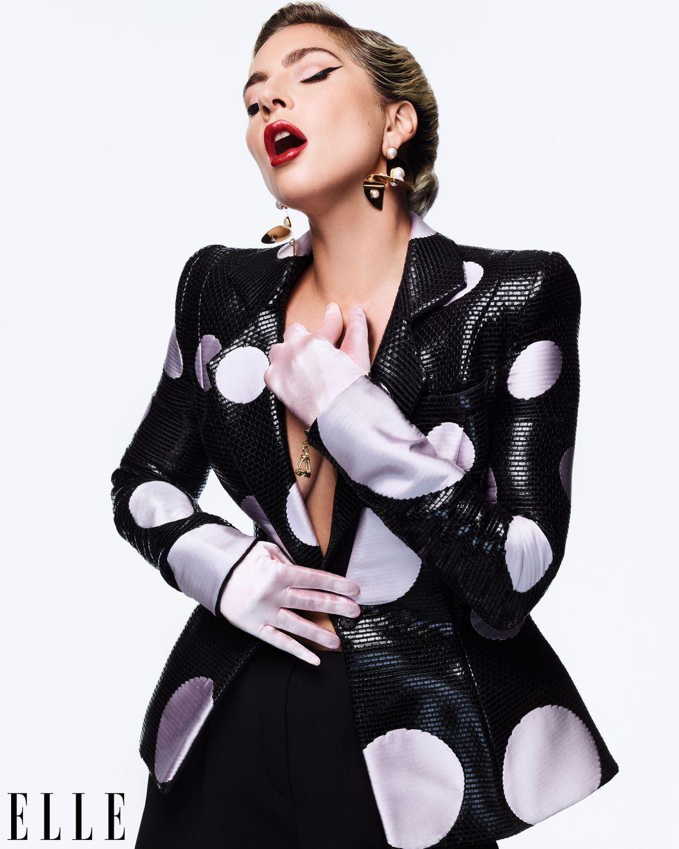 Rdt Lady Gaga On In 2020 Lady Lady Gaga Elle Magazine