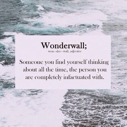Interesting Words Wonderwall OasisBaby NamesSongsBeautiful