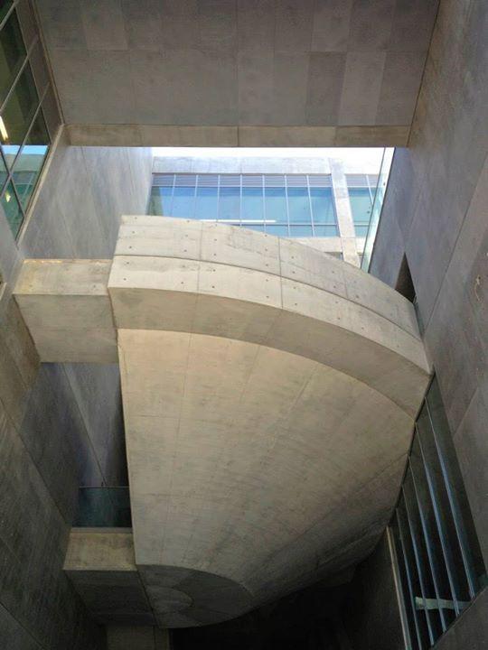 Tadao ando en monterrey universidad de monterrey tadao for Arquitectura y diseno monterrey