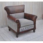 Found it at Wayfair Australia - Large Alcott Vintage Arm Chair