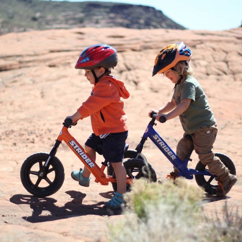 Register Your Strider Bike For A Chance To Win A Sweet Prize Pack