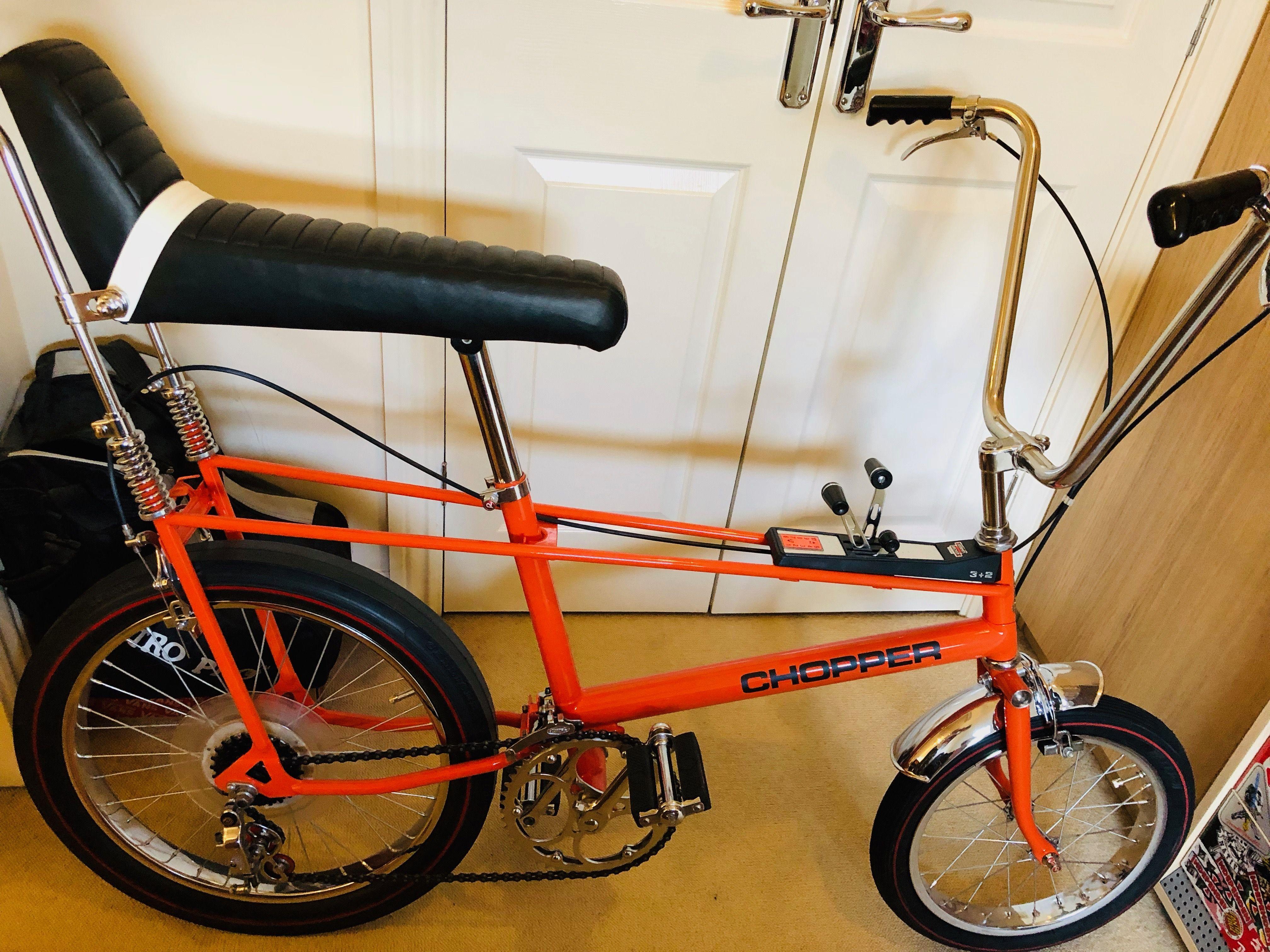 Raleigh Chopper Mk1 Ten speed | uni | Raleigh chopper, Bicycle, Bike