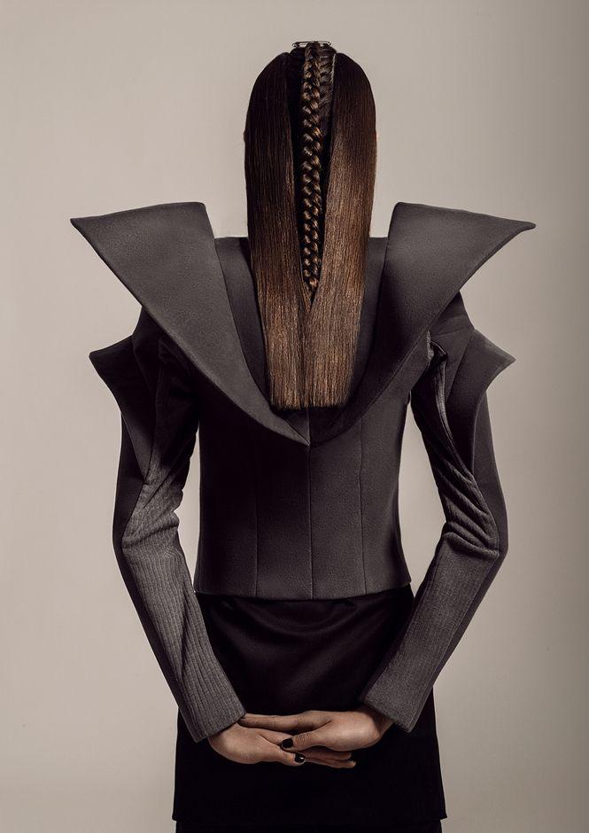 #fashion #trend #style #inspiration #woman #layers #space #future #galaxy #