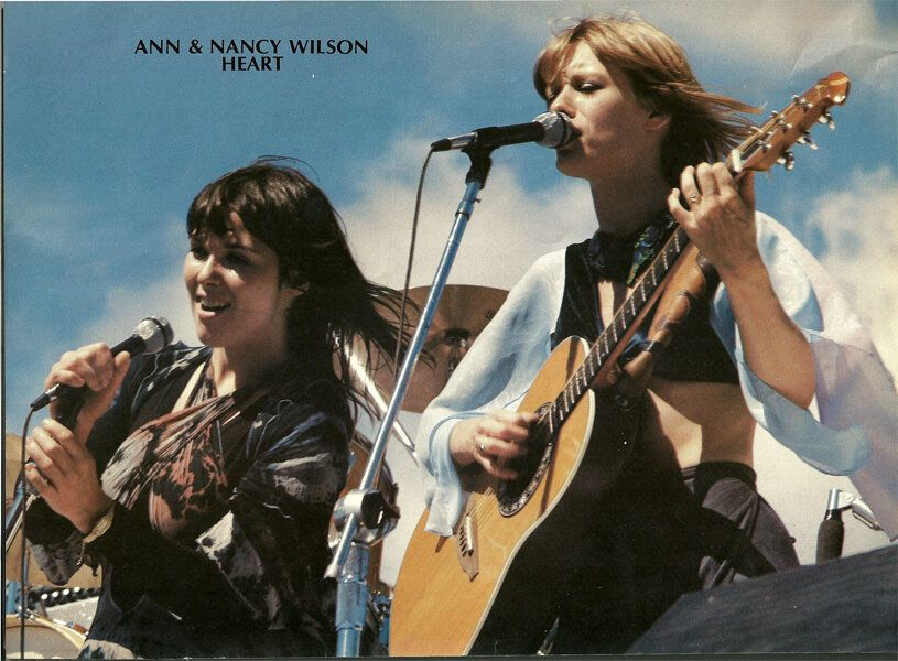 Twitter / officialheart: Ann and Nancy featured on 1979's Teen Beats Rock Stars. pic.twitter.com/wjxkqt1kp4