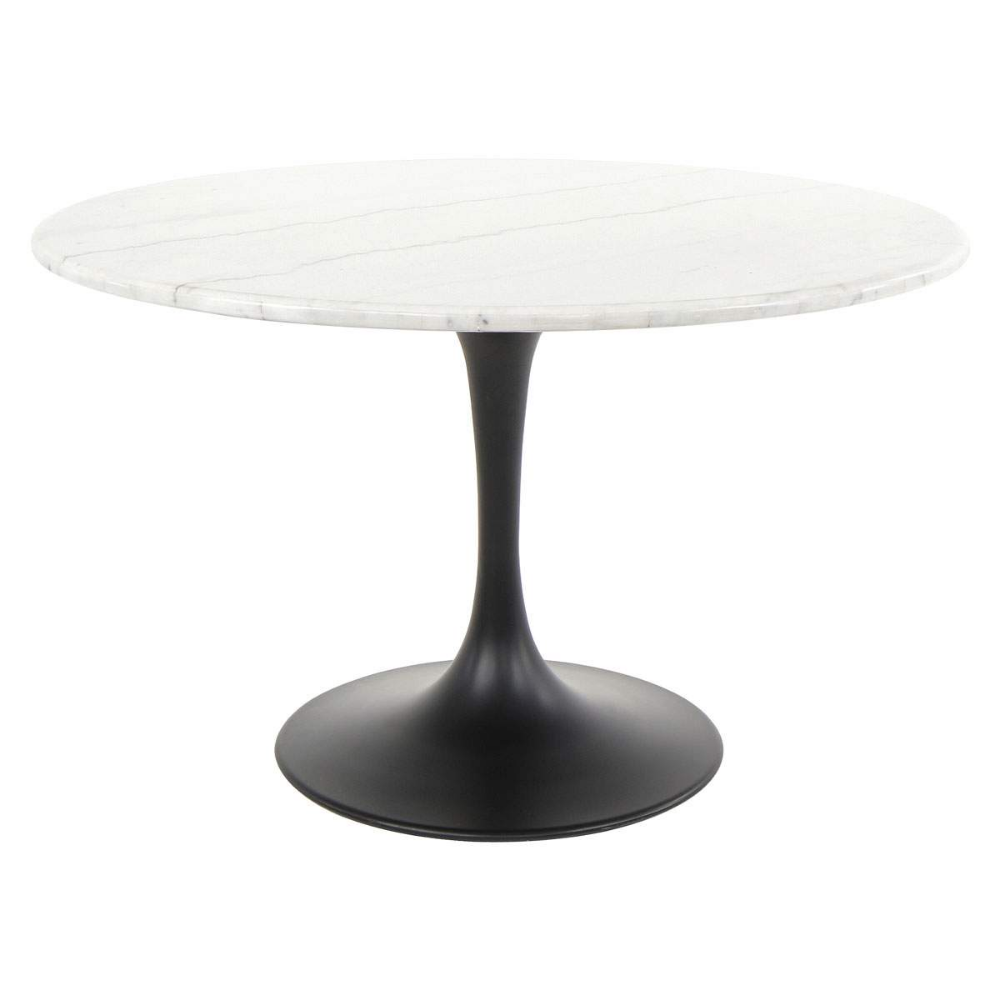 Zola Round Marble Dining Table