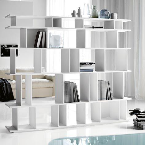 I prodotti di binacci arredamenti libreria loft for Arredamenti loft