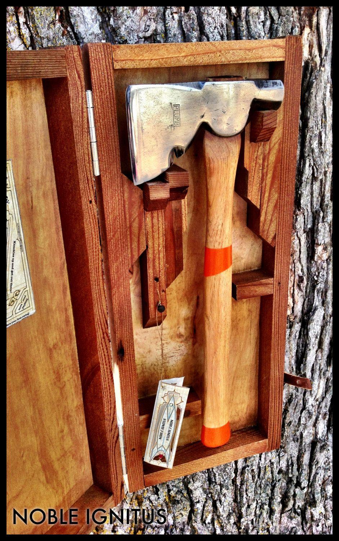 Plumb Carpenters Hatchet