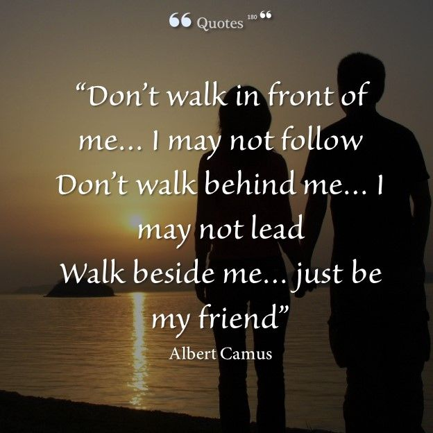 Dont Walk In Front Of Me I May Not Follow Dont Walk Behind Me