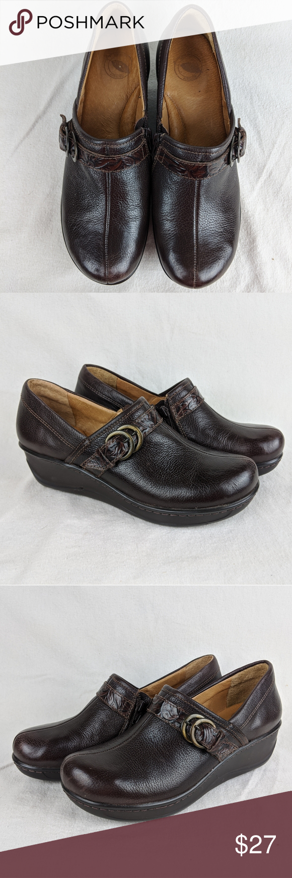 Shoes - Size 8.5M - Wedge - Heel height