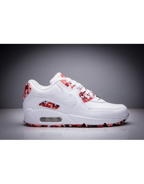 inexpensive air max 90 white floral 3f904 78662