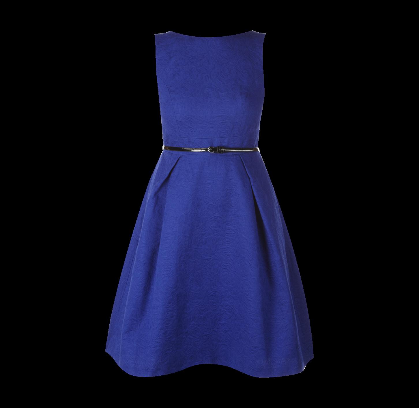 COAST Kleid aus reiner Baumwolle - Vorderansicht | .... husch, husch ...