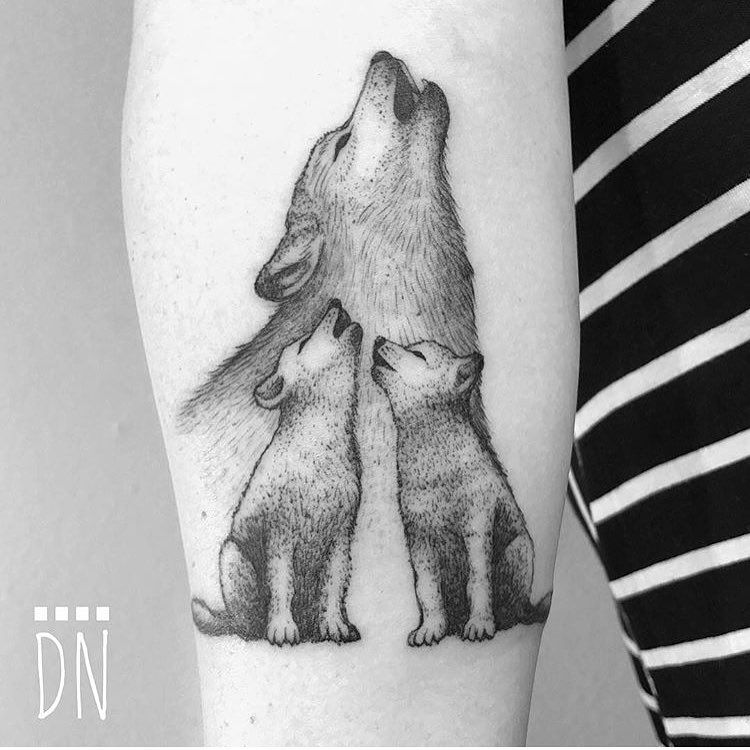Photo of Tattoo by @dinonemec