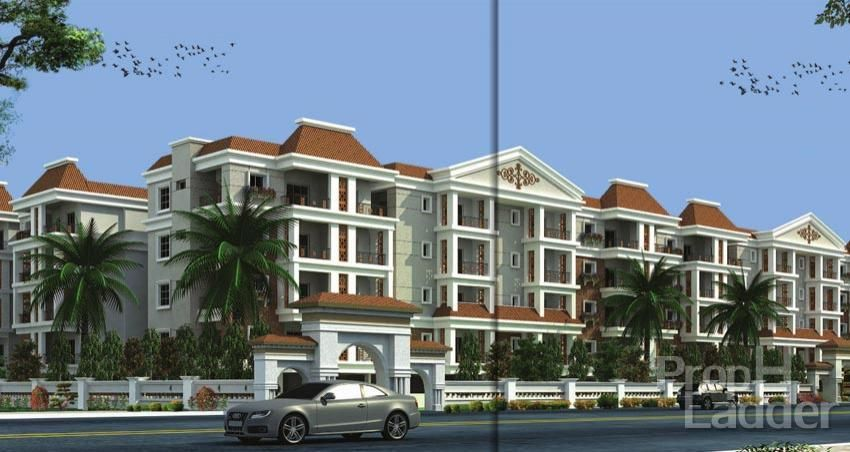 2,3 BHK Apartments for sale in White Field, Bengaluru at Midtown Rhythm