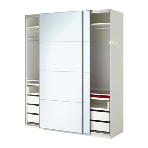 Kleiderschrank ikea mit spiegel  PAX Wardrobe IKEA 10-year Limited Warranty. Read about the terms ...