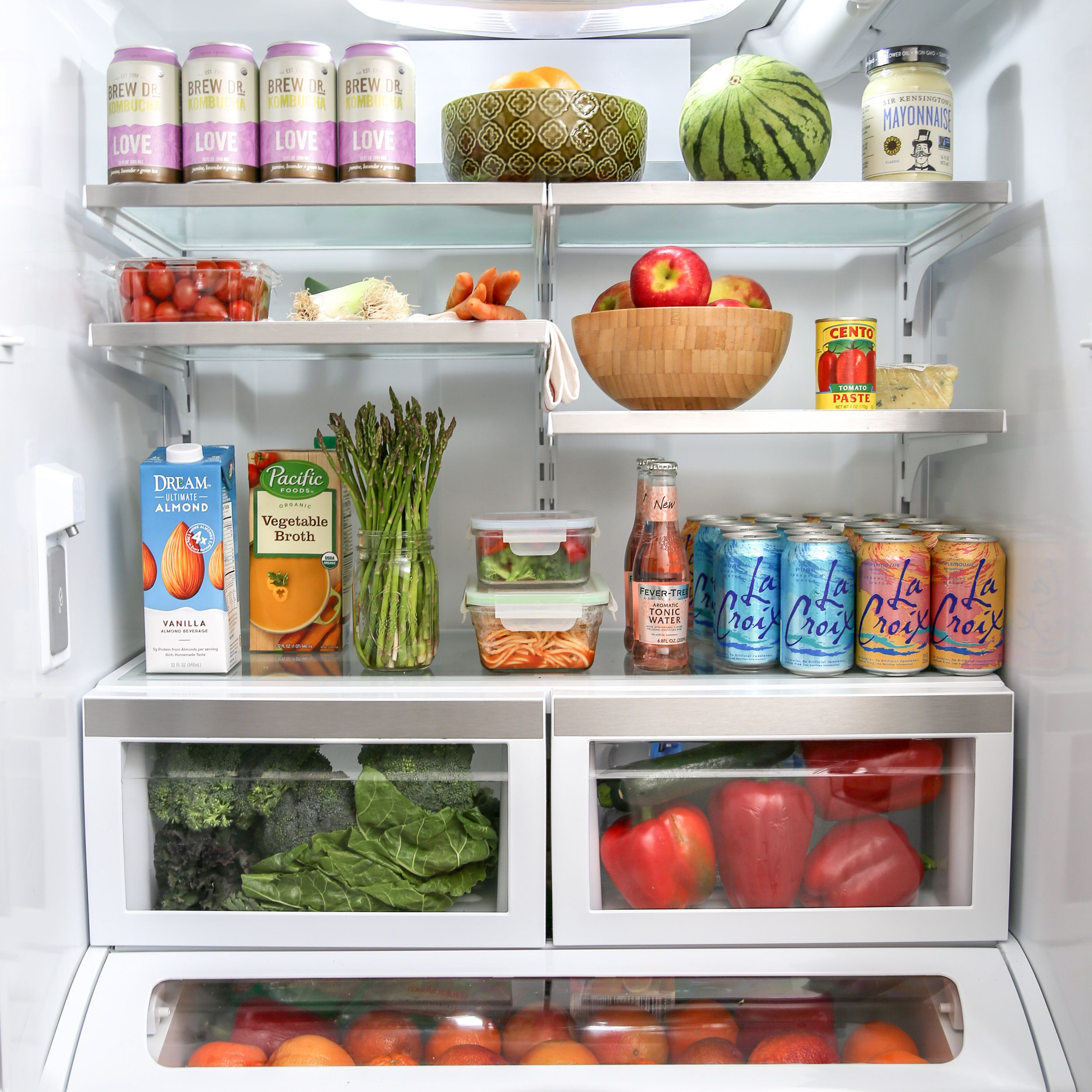How To Clean Out Your Fridge A Checklist Clean Fridge Clean