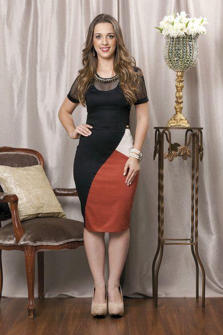 546e006e8 Vestido Cotton - Bella Herança - Moda Evangélica e Roupa Evangélica: Bela  Loba