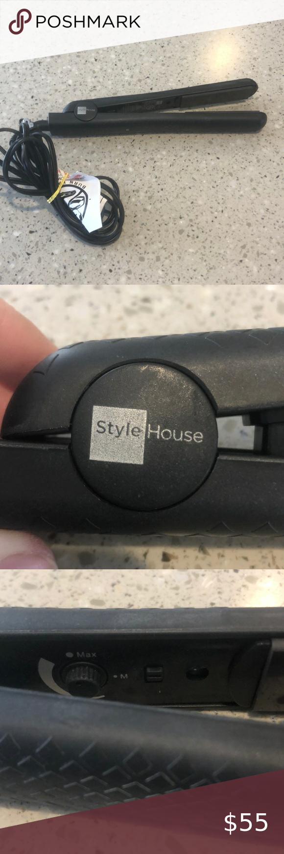 Style House Hair Straightener Style House Hair Straightener Accessories Hair Accessories In 2020 Style Hair Straightener Hair Accessories