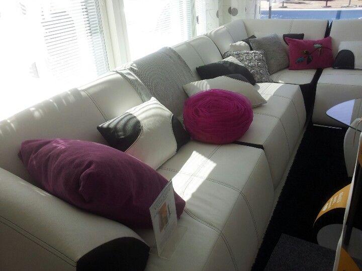 Sofa #asuntomessut @Asuntomessut