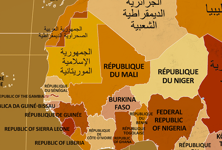 This world map shows you the name of every country in its own this world map shows you the name of every country in its own official language gumiabroncs Choice Image