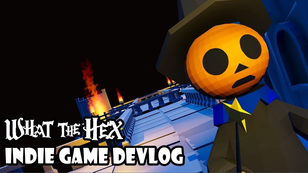 What The Hex Indie Game Devlog 8 Digging Into Code Indie Games Indie Game Development