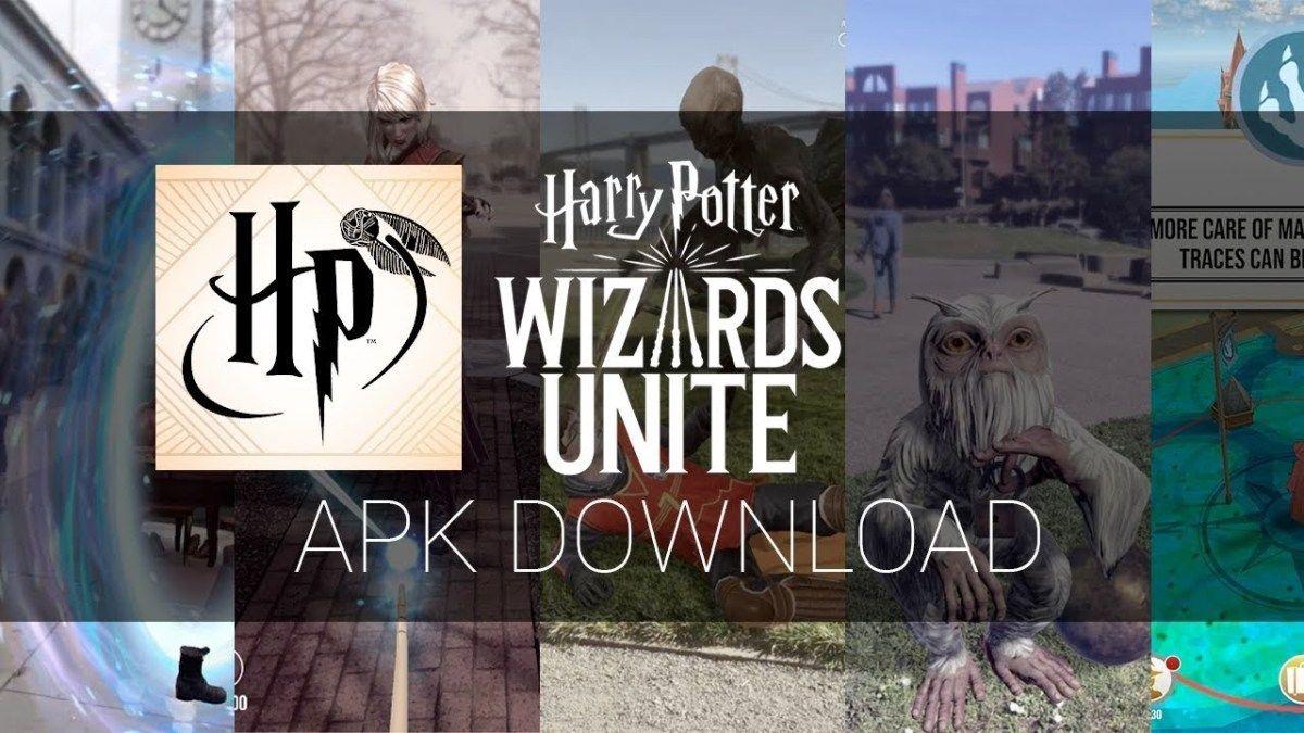 Harry Potter Wizards Unite Apk Mod Hack V2 0 1 Obb Data For Android June 2019 Harry Potter Wizard Harry Potter Harry