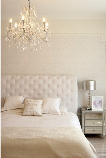 new room idea i love the colors more - Bedroom Chandelier