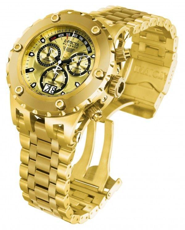 f7c7ccdee9d Pin de Online Relógios em Relógio Invicta