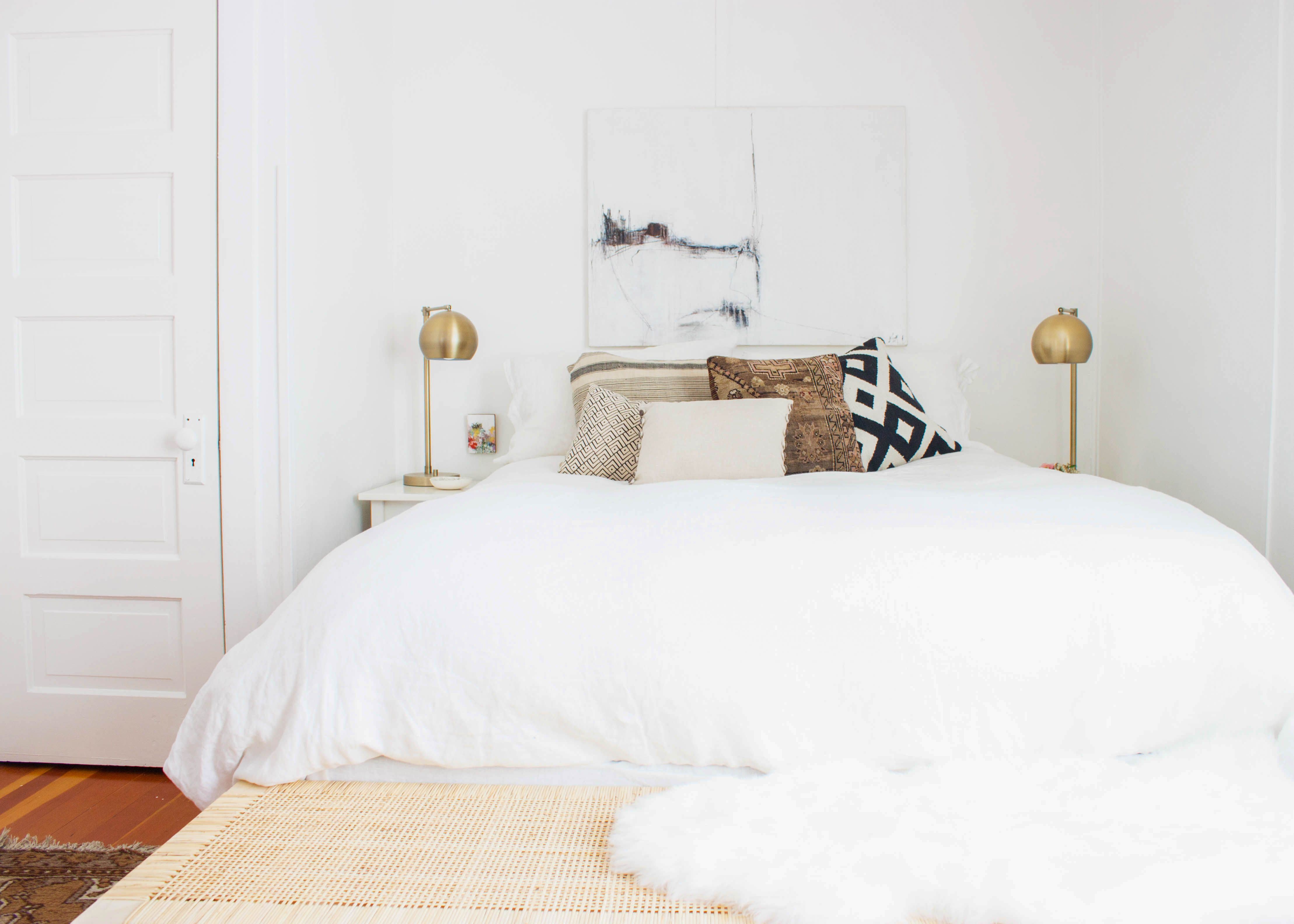 Sawdust and Stitches Evolution of the Guest Room Home