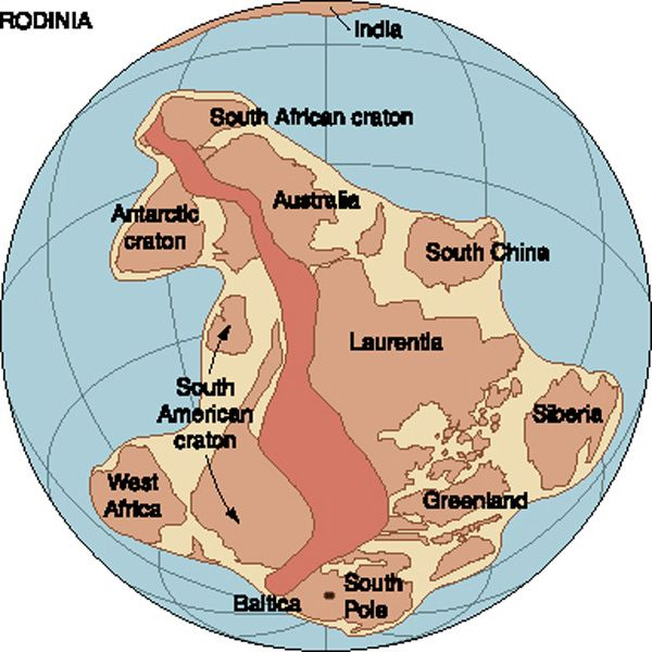 Printables Before Pangea, Rodinia Worksheet Answers an international team of scientists found that the combination supercontinent rodinia as it appeared about 1 billion years ago