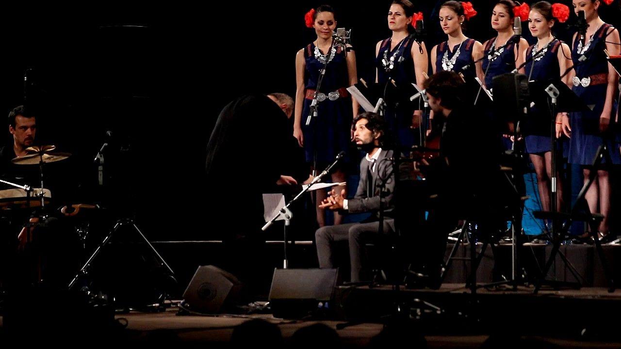 Arcángel Y Las Nuevas Voces Búlgaras Laletata 63 Festival Internacion Festival Musica La Voz