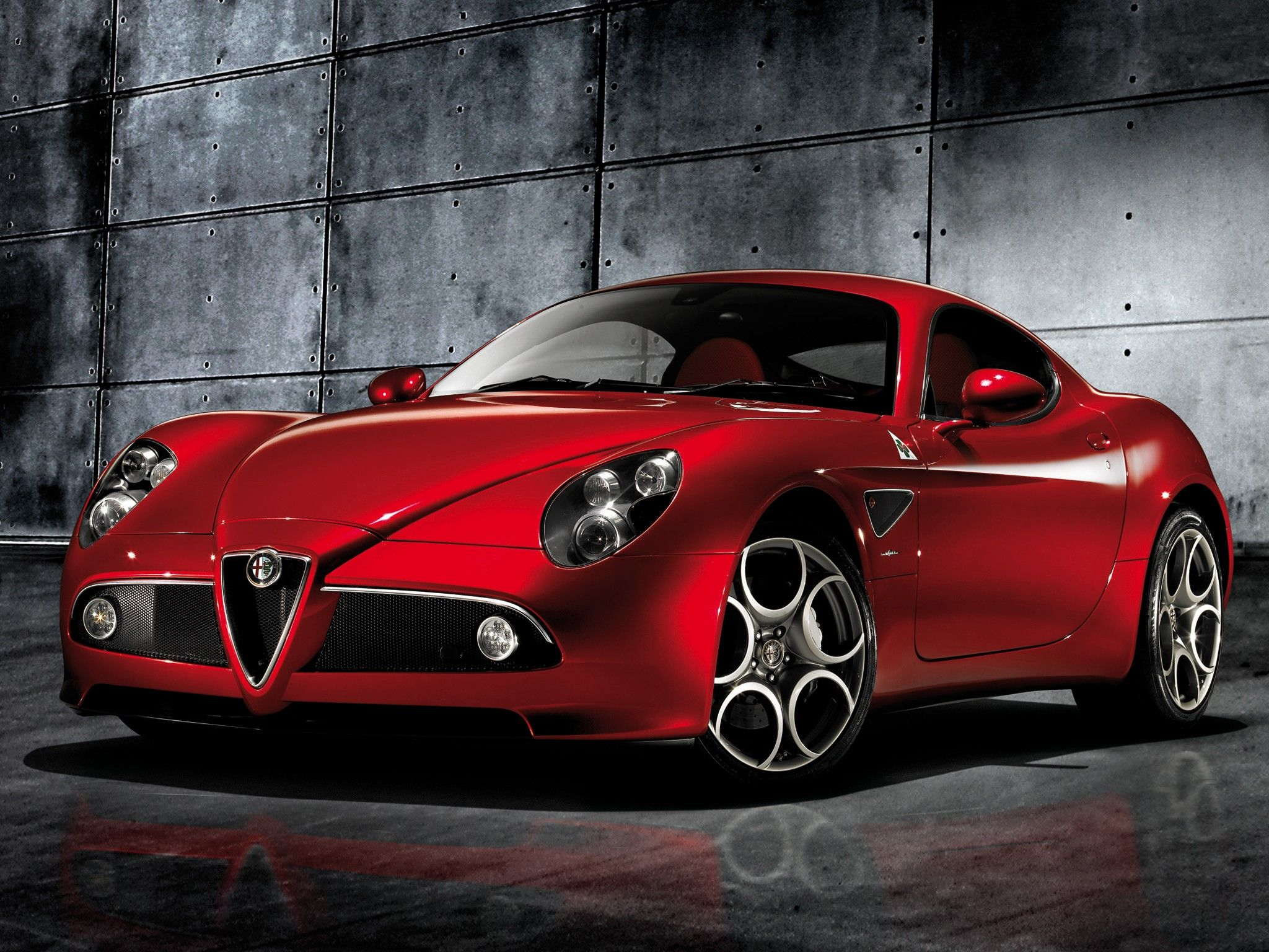 Wheelsandmore Alfa Romeo C Static Side Angle wallpapers