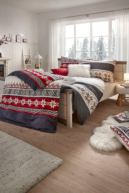 Küchendesign rot und silber bettwÄsche  cm  gemütliche weihnachten  pinterest  winter